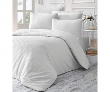 Спален комплект King Satin Line White
