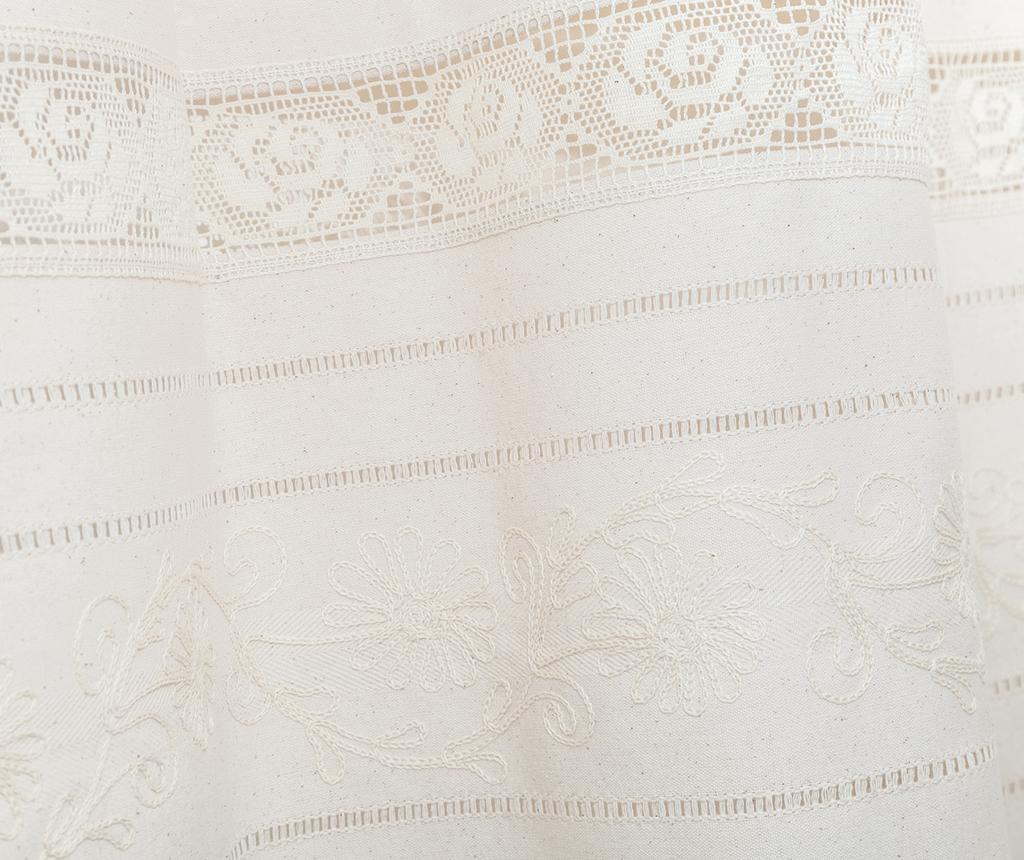 Zavjesa Flowery 160x180 cm