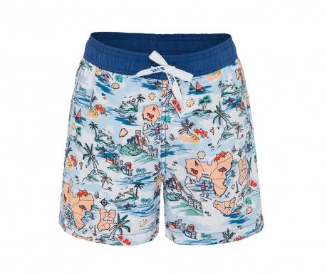 Otroške kopalne kratke hlače Ahoy Map 3-4 let
