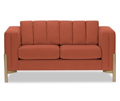 Haki Ontario Peach Kétszemélyes kanapé