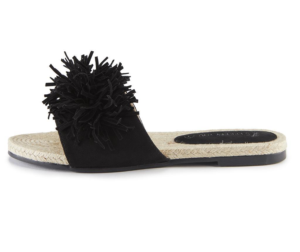 Ženski sandali Tassel Black 37