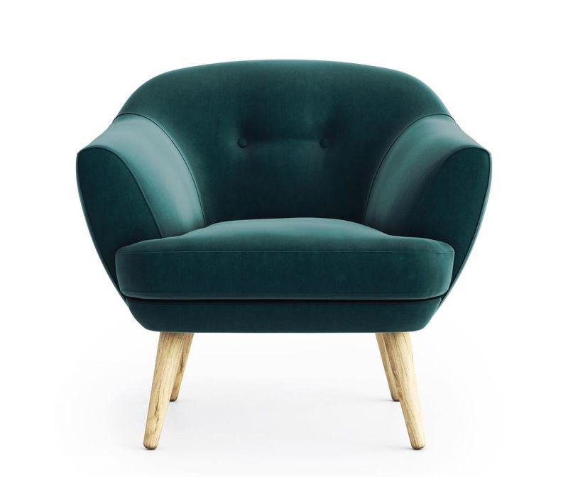 Fotelj Elsa Riviera Jade