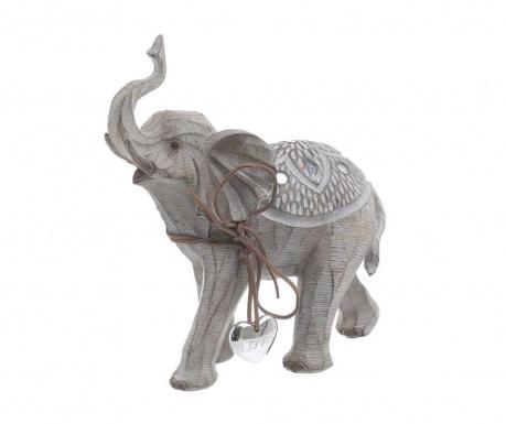 Love Elephants Dísztárgy