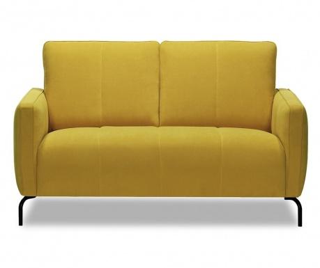 Xeen Cosmic Yellow Kétszemélyes kanapé