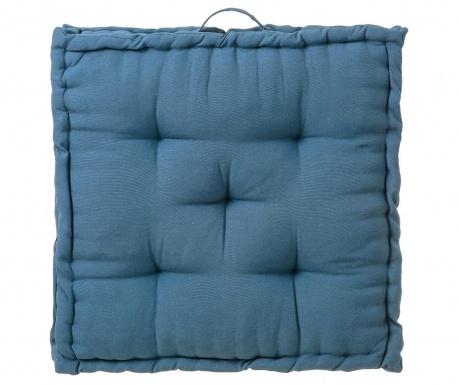 Poduszka podłogowa Loving Colours Blue 60x60 cm