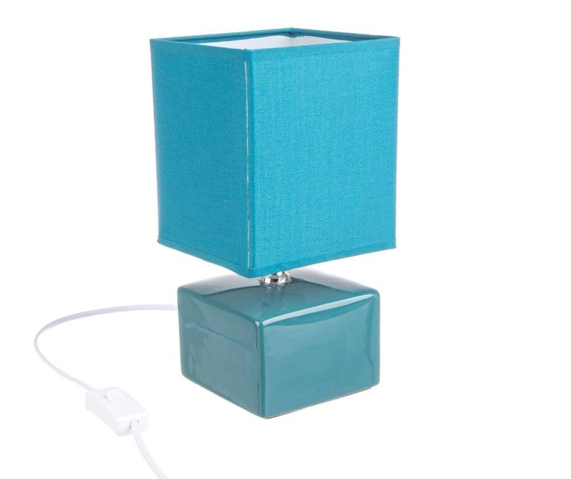 Veioza Atena Turquoise