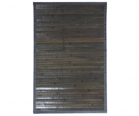 Килим тип черга Bamboo  Grey