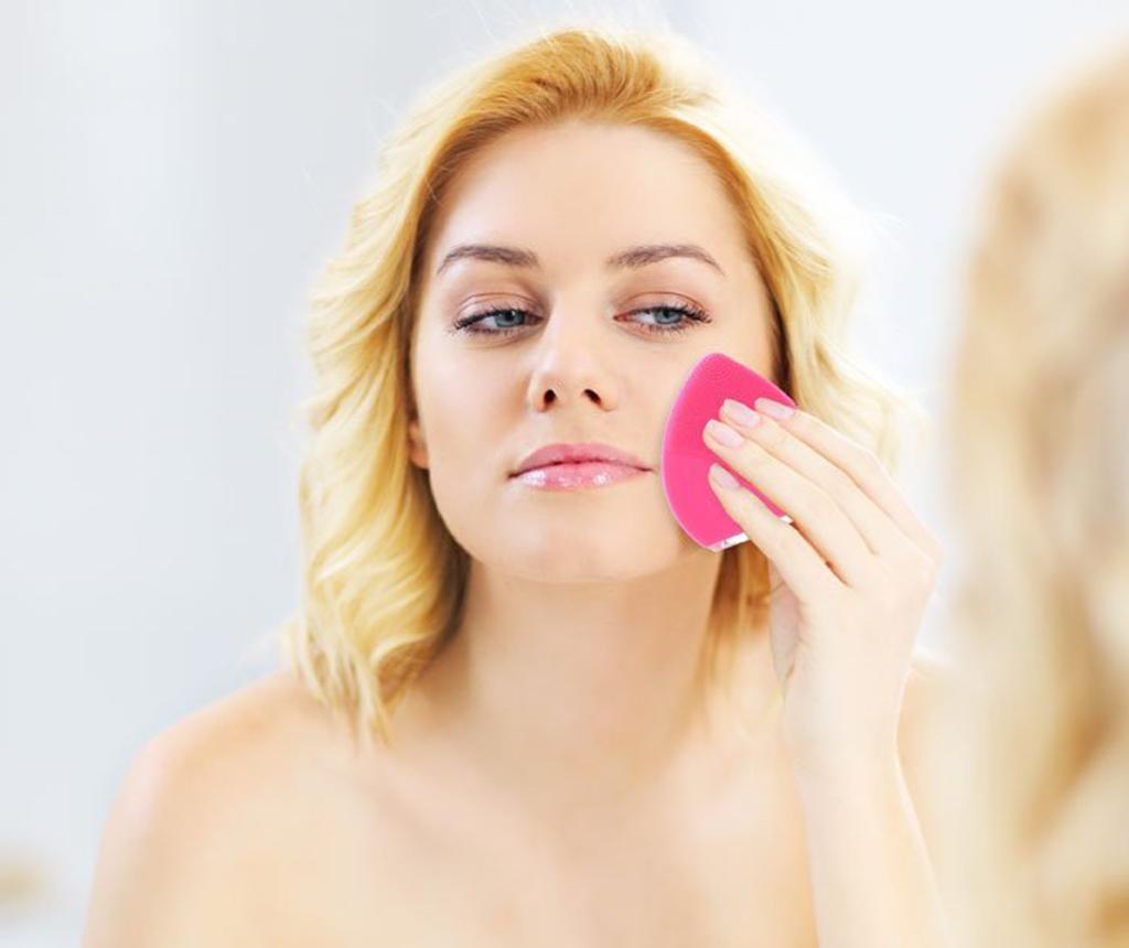 Četka za čišćenje lica Tarm