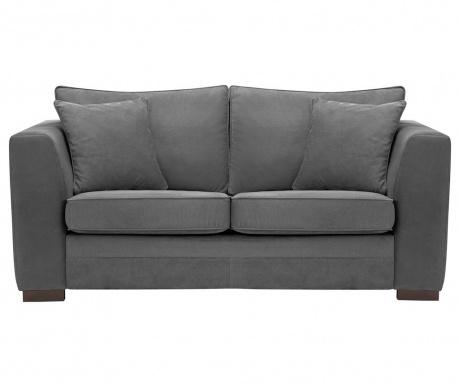 Canapea 2 locuri Taffetas Dark Grey
