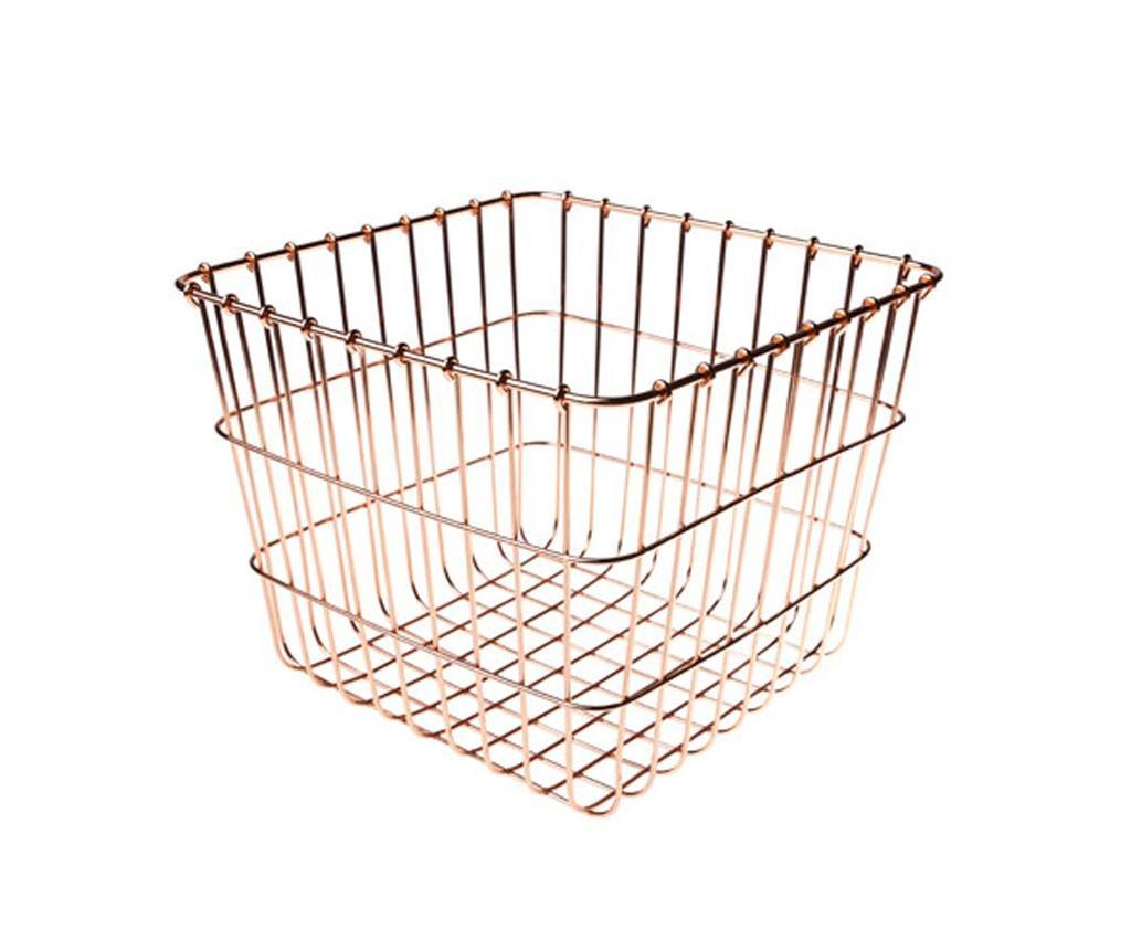 Košara Copper Simple M