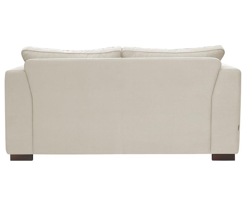 Canapea 2 locuri Taffetas Cream