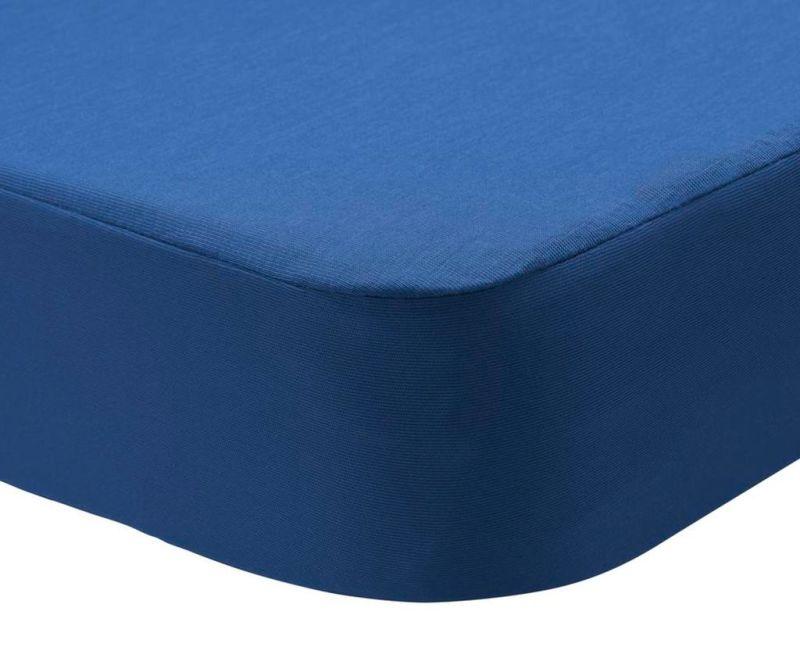 Husa impermeabila pentru saltea Randall 2 in 1 Dark Blue 150x200 cm