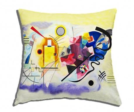 Okrasna blazina Kandinsky 40x40 cm