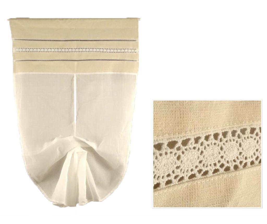 Set 2 draperii Cevina 60x220 cm
