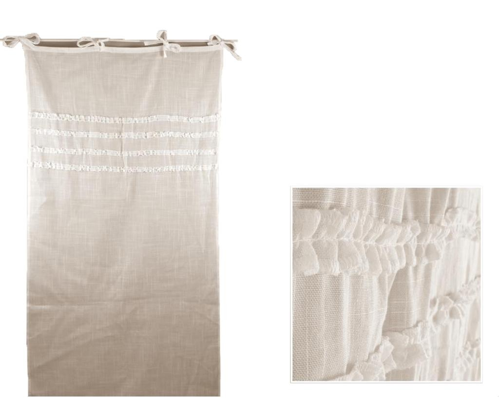 Set 2 draperii Wanda 80x220 cm