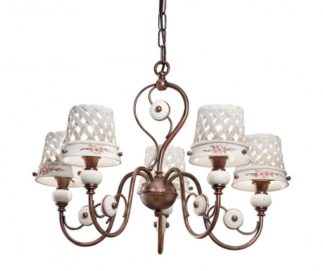 Závesná lampa Verona Chandelier