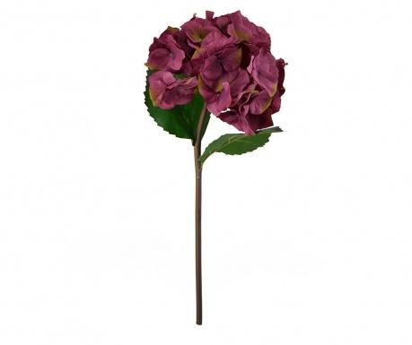 Τεχνητό λουλούδι Hydrangea Dark Pink Golden