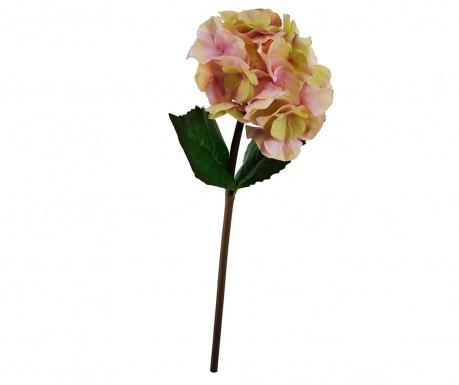 Τεχνητό λουλούδι Hydrangea Pink Golden