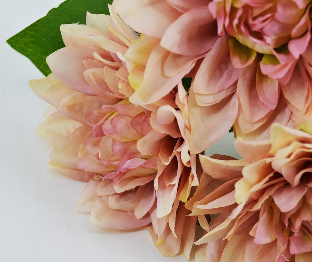Kytice z umělých květin Dahlia