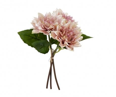Μπουκέτο τεχνητά λουλούδια Dahlia