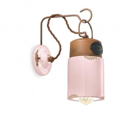 Nástenné svietidlo Industrial Lantern Powder