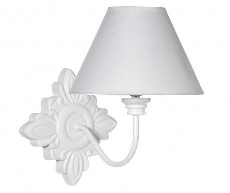 Lampa ścienna Queen White