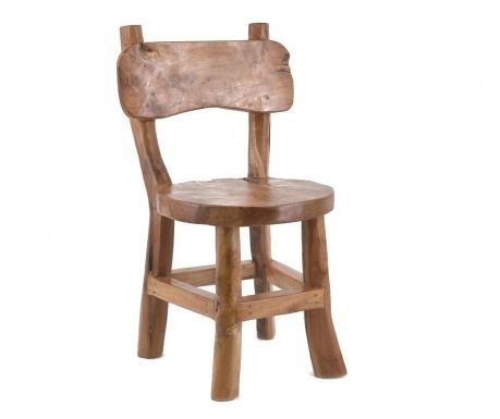 Παιδική καρέκλα Teak Natural
