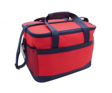 Термоизолираща чанта Deluxe Red