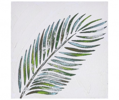Obraz Tropical Leaf 30x30 cm