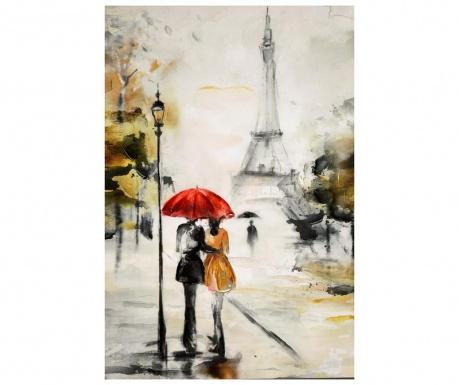 Paris Romance Festmény 50x70 cm