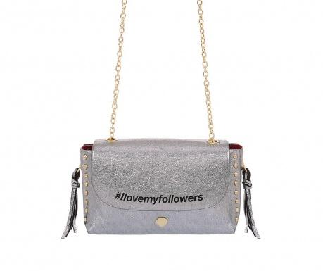 Followers Dark Grey Táska