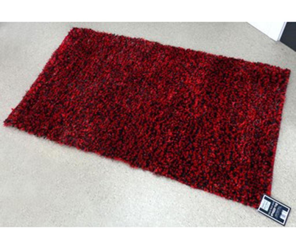Dywan Look Red Black 90x150 cm