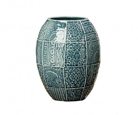 Vaza Aldaia Oval Blue