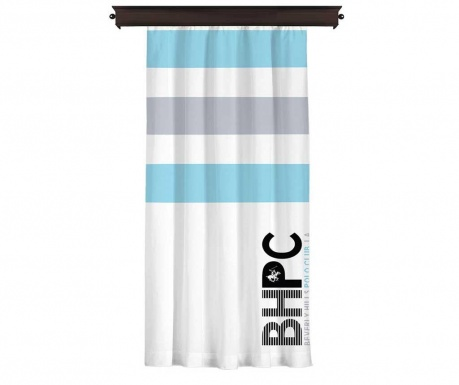 Beverly Hills Polo Club Aqua Blue Sötétítő 140x260 cm