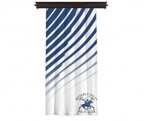 Polo Club Dark Blue Sötétítő 140x260 cm