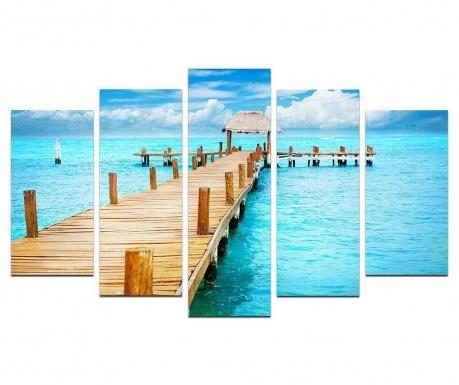 Summer Paradise 5 db Kép