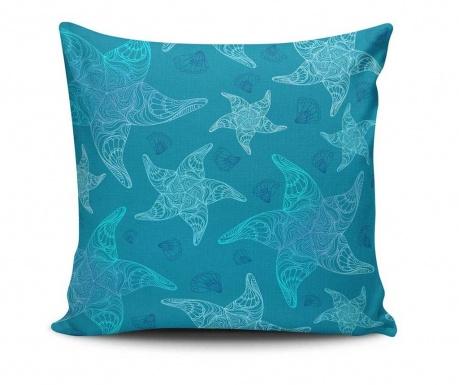 Fata de perna Starfish Mandala 45x45 cm
