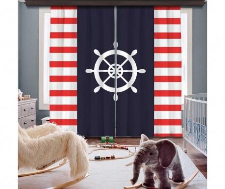 Set 2 draperii Ainsley 140x260 cm