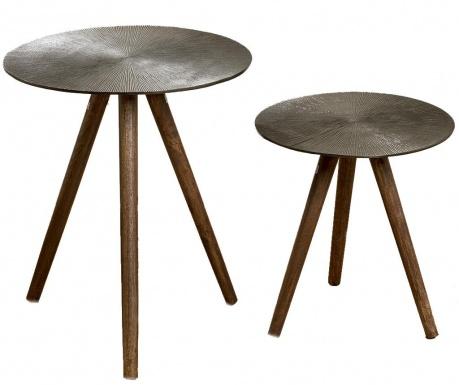 Pador 2 db Asztalka
