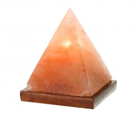 Lampa cu sare Pyramid
