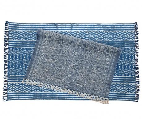Covor tip pres Tipro Blue Lines 120x180 cm