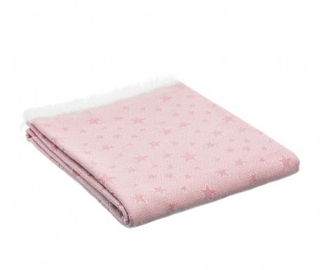 Stars Pink Ágytakaró 180x290 cm