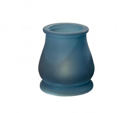 Pele Blue Gyertyatartó