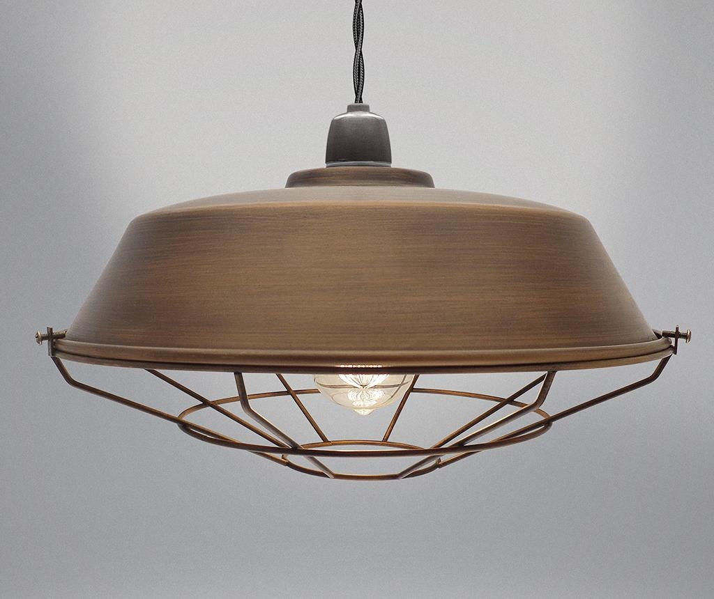 Senčilo za svetilko Vox Small Brown Copper