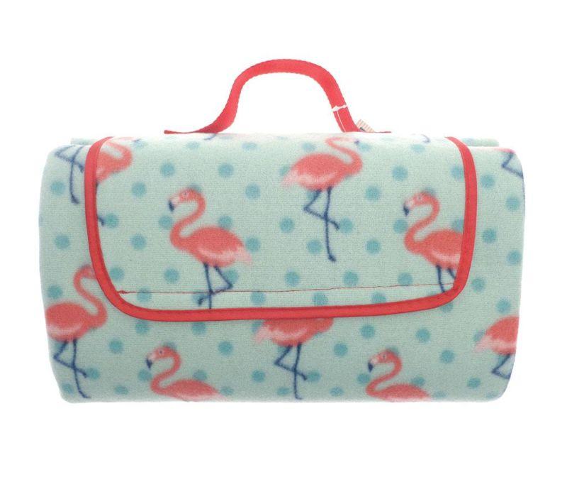 Patura pentru picnic Flamingo 150x200 cm