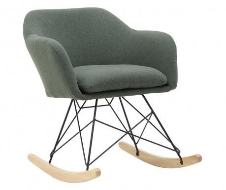 Krzesło na biegunach Luton Green