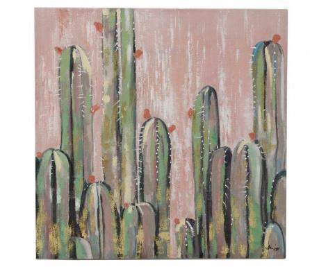 Cactus City Kép 80x80 cm