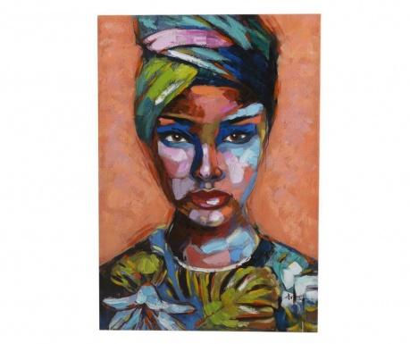 Exotic Beauty Kép 70x100 cm