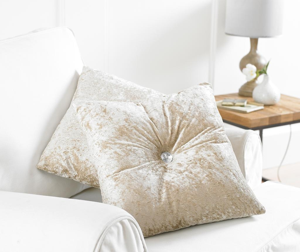 Perna decorativa Opulence Cream 43x43 cm