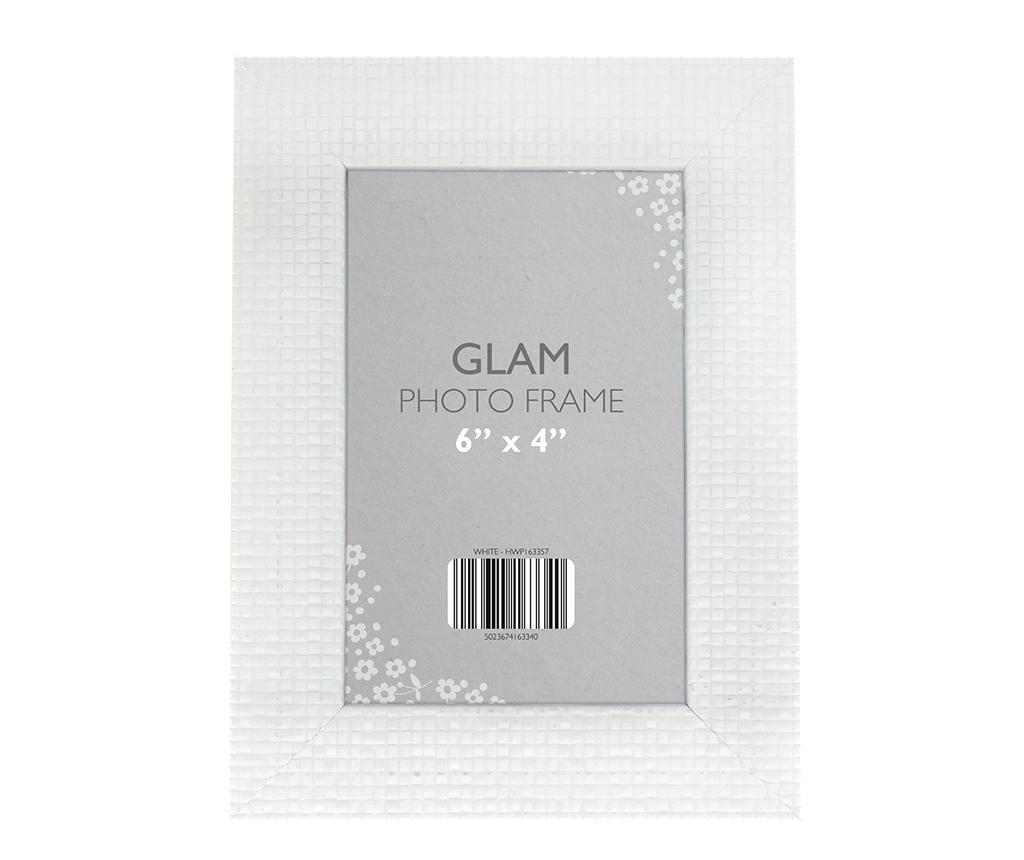 Glam White Fényképtartó